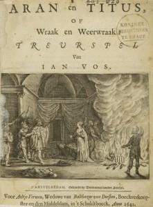 Aran Titus pagina JanVos